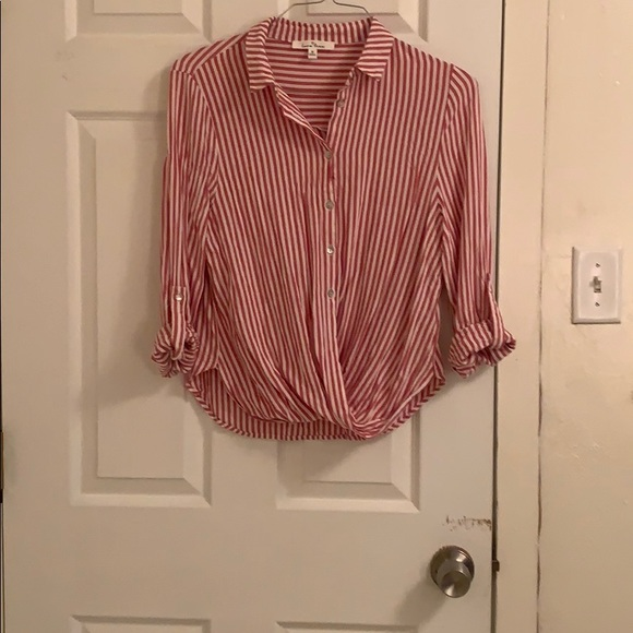 Love Tree Tops - Striped blouse